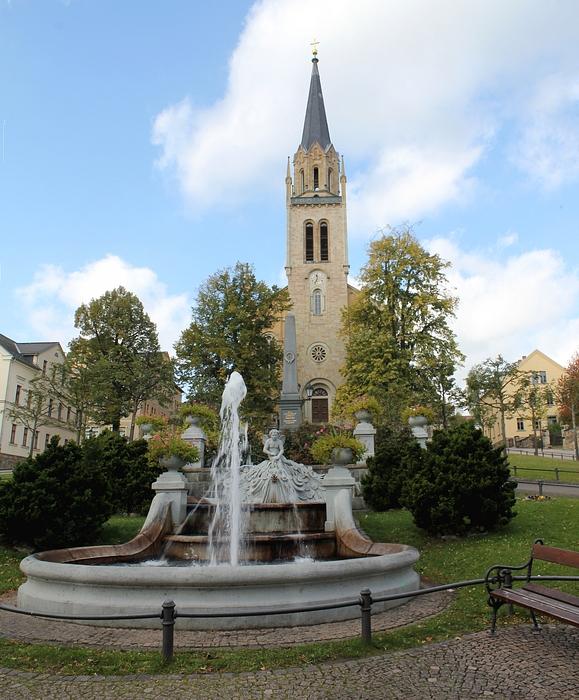 08 Kirche Lengenfeld | ..:: stev´s reise blog